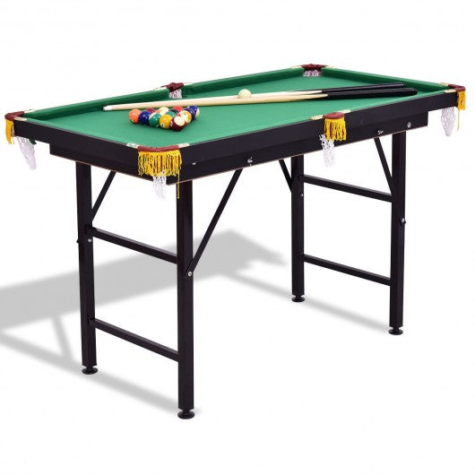 "47"" Billiard Pool Table Full Game Set"