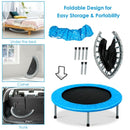 Mini Fitness Trampoline for Adults and Kids