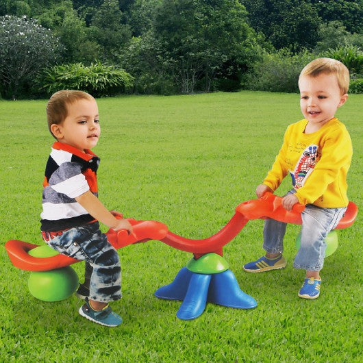 Kids Seesaw 360 Degree Spinning Teeter
