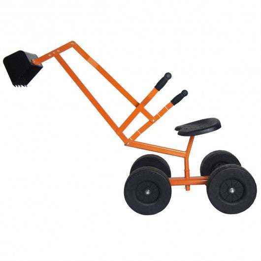 Heavy Duty Kid Ride-on Sand Digger Digging Excavator