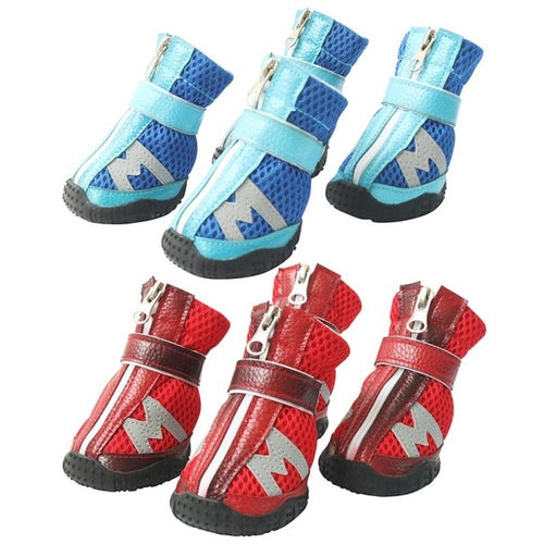 Pet Shoes Medium Large Dog Summer Anti Slip