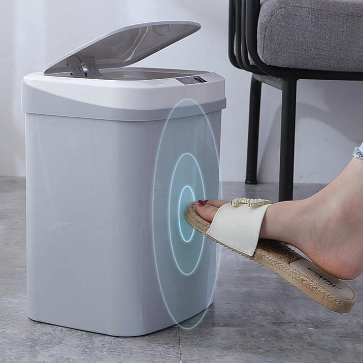 Home intelligent automatic induction - Electric Rubbish basket