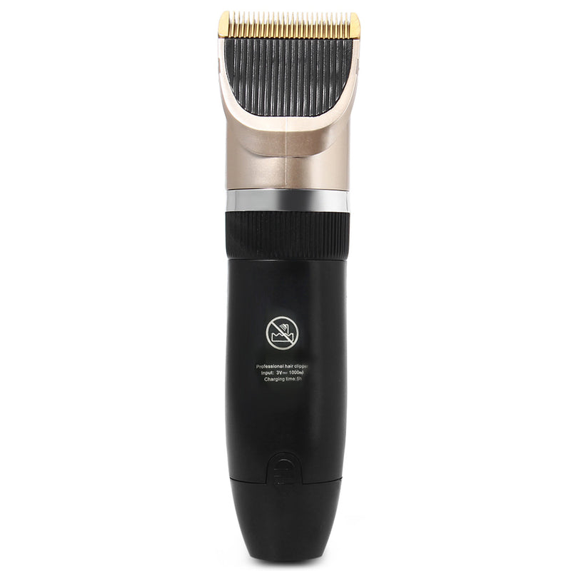 Rechargeable Cordless Pet Hair Clipper