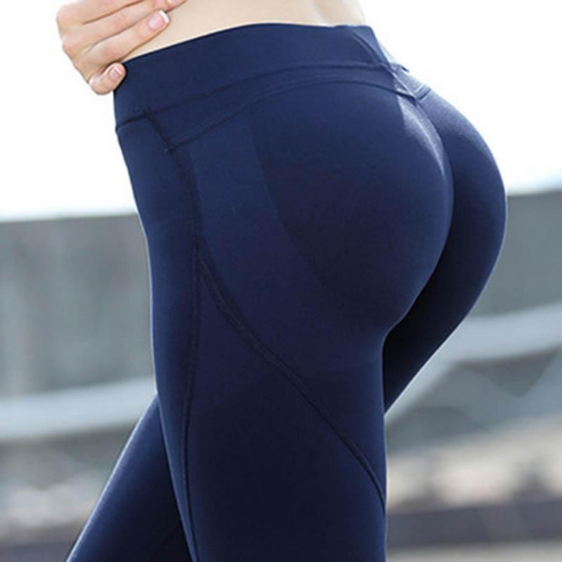 Hot Push Up Yoga Leggings