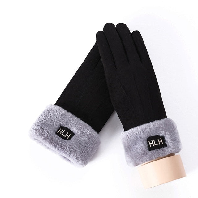 Women's Gloves For Touch Screen.