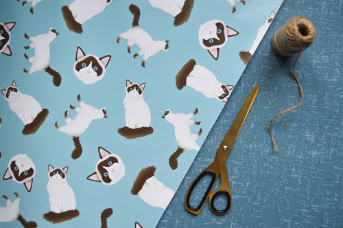Ragdoll Cat Wrapping Paper