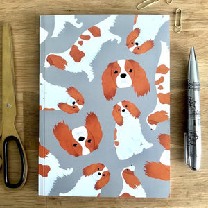 Cavalier King Charles Notebook