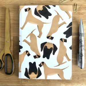Great Dane Notebook