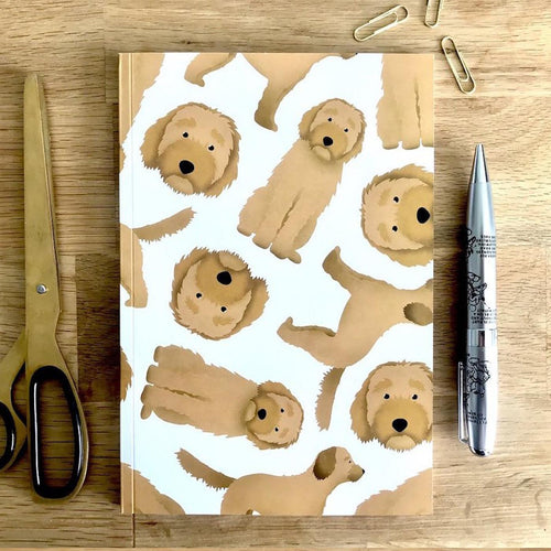 Labradoodle Notebook