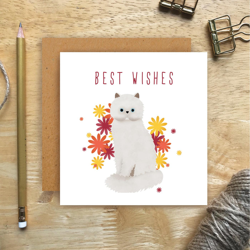 Persian Best Wishes Card