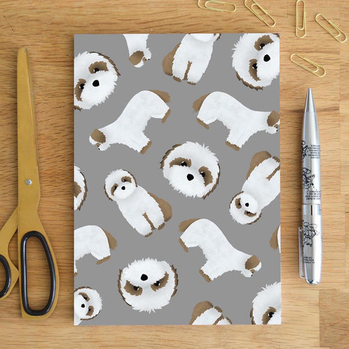 Shih Tzu Notebook