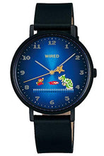 Load image into Gallery viewer, Seiko Men's Super Mario Brothers Black Limited Edition Quartz Watch #AGAK706