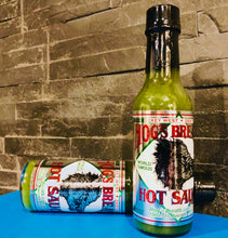 Load image into Gallery viewer, Hogs Breath Green Jalapeno Hot Sauce - top 10 best sauce ever!!!