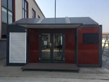 Load image into Gallery viewer, 20ft/40ft expandable container house With Solar Energy
