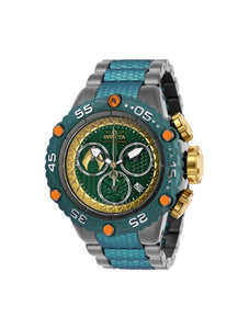 Invicta DC Comics Chronograph Green Dial Men's Watch 26783