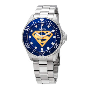Invicta DC Comics Quartz Blue Dial Men's Watch 29688