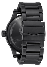 Load image into Gallery viewer, Nixon Men's '51-30 SW, Death Star' Quartz Stainless Steel Casual Watch, Color:Black (Model: A172SW-2383-00)