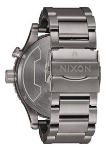 Nixon Unisex The 51-30 - The Star Wars Collection Boba Fett Red/Gray Watch