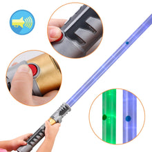 Load image into Gallery viewer, Bladed Dual Sabers (2 Pack)