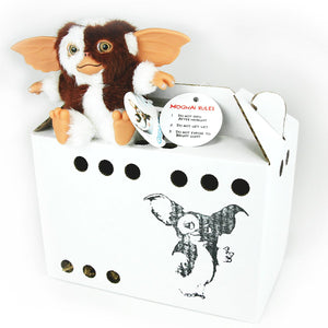 "Gizmo Gremlins 6"" Gift Pack Includes Carrier"