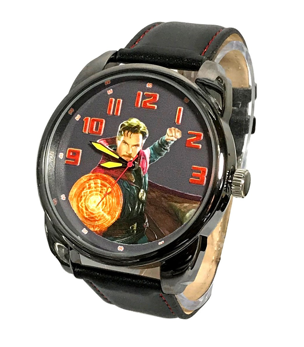 Marvel Doctor Strange 3-D Molded Analog Watch