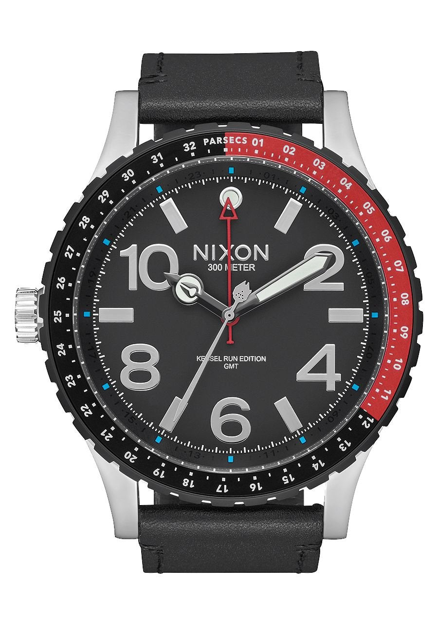 Nixon Unisex The 51-30 GMT - The Star Wars Collection Han Solo Black Watch