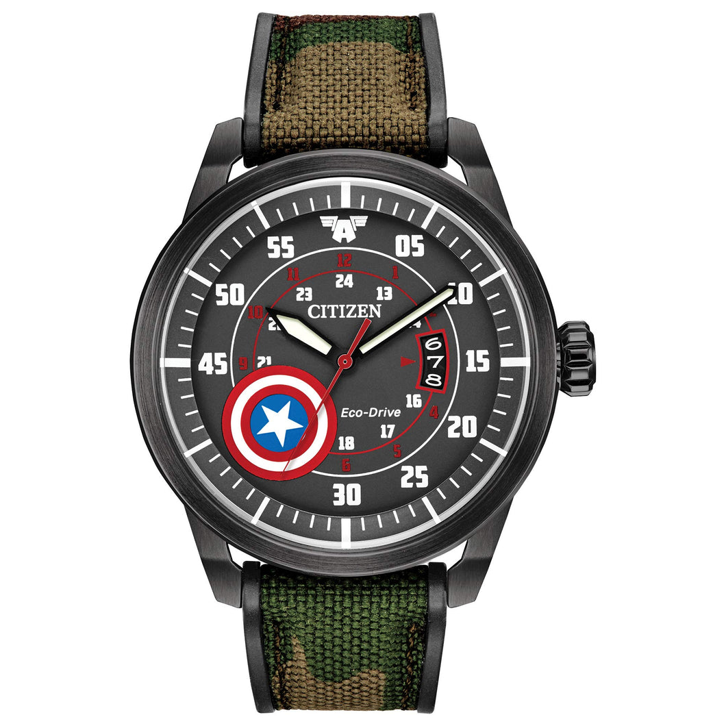 Citizen Collectible Watch (Model: AW1367-05W
