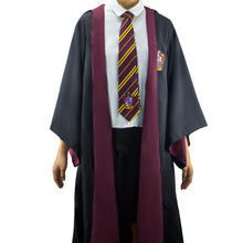 Load image into Gallery viewer, Cinereplicas Harry Potter Authentic Tailored Wizard Robes Cloak (Large, Gryffindor)