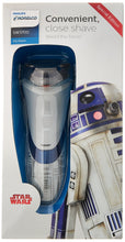 Load image into Gallery viewer, R2-D2 Star Wars Electric Shaver with Pop-up Trimmer - Philips Norelco Razor