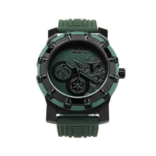 Boba Fett Mandalorian Stainless Steel Limited Edition Watch (BOB1212)