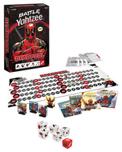 Load image into Gallery viewer, BATTLE YAHTZEE: Marvel Deadpool Board Game
