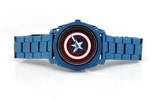 Captain America Stainless Steel Watch (CTA8000)