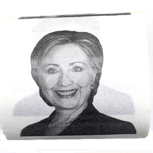 Hillary Clinton Toilet Paper, Novelty Political Gag Gift (1)