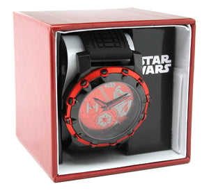 Darth Vader Stainless Steel Limited Edition Star Wars Watch (DAR1037)