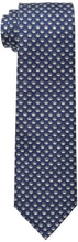 Load image into Gallery viewer, Star Wars Men's Rebel Alliance Tie, Navy, One Size