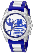 Load image into Gallery viewer, Star Wars Men's RDD1310 Analog Display Analog Quartz Blue Watch