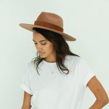Load image into Gallery viewer, fedora brand hats for women
