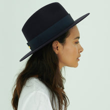 Load image into Gallery viewer, handmade fedora for ladies