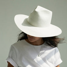 Load image into Gallery viewer, natural summer hat women