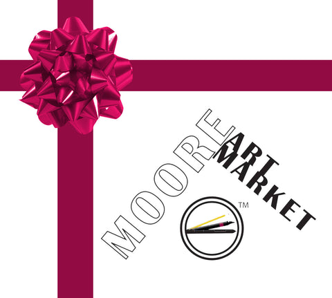 Moore Art Market Gift Card
