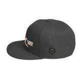 NEW WAVE SAVER (gold) Snapback Hat