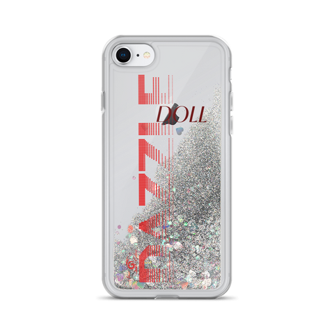 DAZZLE DOLL Liquid Glitter Phone Case