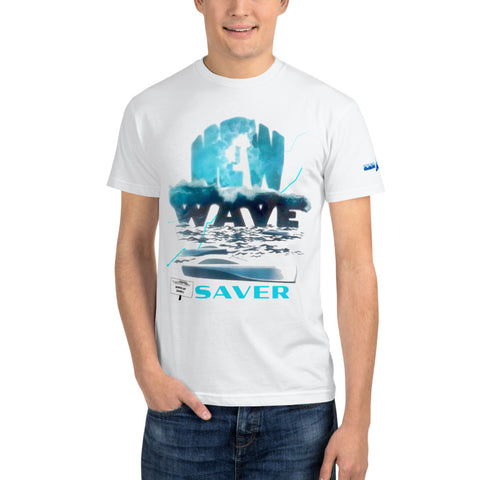 NEW WAVE SAVER Sustainable T-Shirt