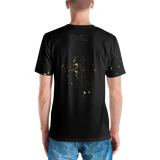 ON TOP OF THE WORLD Sauce Culture Men's T-shirt