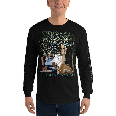 HURRICANE MOORE CATEGORY 4 Long Sleeve T-Shirt