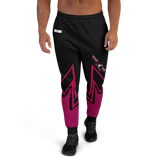 NEW WAVE SAVER 2.0 (red violet) Men's Joggers