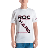 ROC HARD Large-Style Men's T-shirt