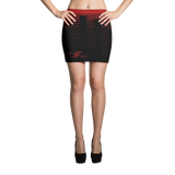 DAZZLE DOLL Mini Skirt