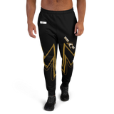 NEW WAVE SAVER 2.0 (black, gold) Men's Joggers