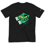 RICH RULE! (Green) Organic T-Shirt